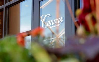 Canvas Salon & Day Spa Website