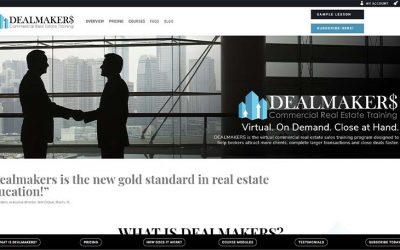 DealmakersCRE Website