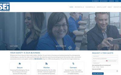 SEi Security Website