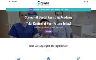 Spring Hill Dental Assisting Academy